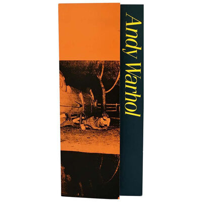 Andy Warhol, 'Andy Warhol 5 Deaths invitation 1988', 1988