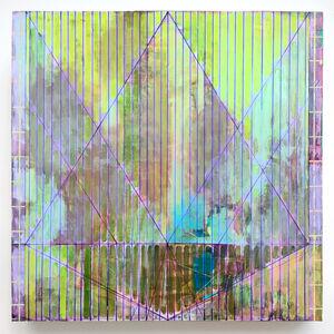 Joe Lloyd, 'Green Pattern', 2019