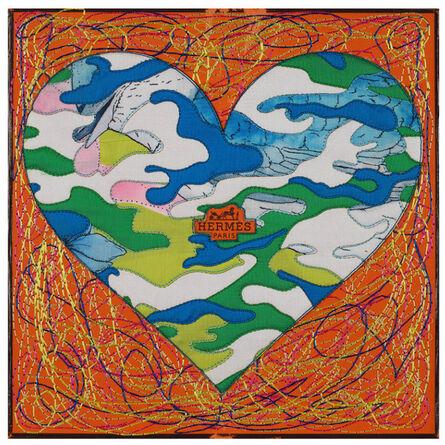 Stephen Wilson, 'Hermes Hidden Heart', 2020