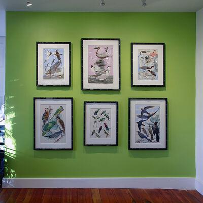 Walter Addison Estate, 'Bird Paintings', ca. 1940