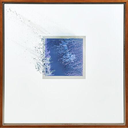 Eric Sealine, 'Untitled panel (Brushed Square), USA', 1980s