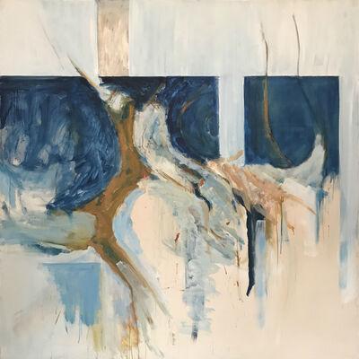 Adrian Heath, 'Spanish Blue', 1963-1934