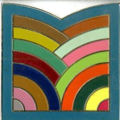 Frank Stella, 'Centennial Medal: Commemorative Medal for the Centennial of the Metropolitan Museum of Art', 1970