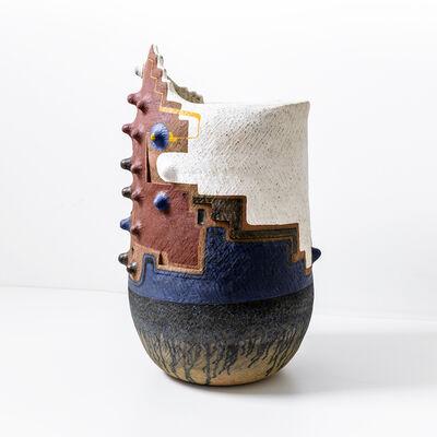 Andile Dyalvane, 'Idladla (Grain Silo)', 2017