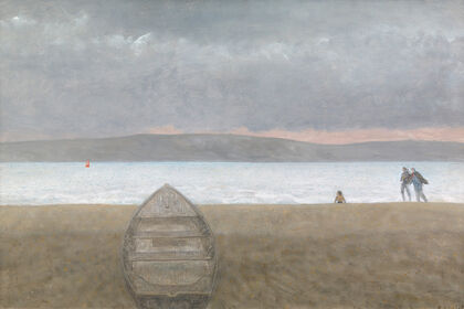 RICHARD EURICH: Late works