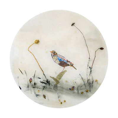 Ekin Su Koç, 'A Bird on Moon or Mars III', 2020