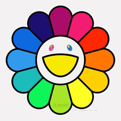 Takashi Murakami, 'Rainbow Flower', 2020