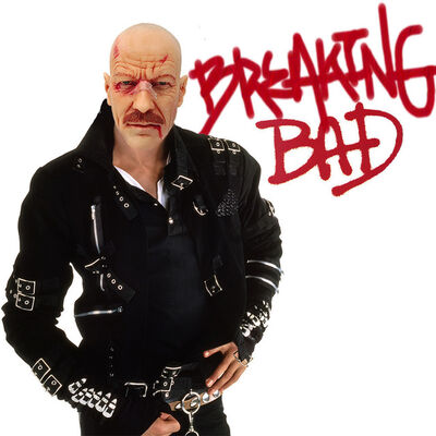 Santlov, 'Breaking Bad MJ', 2013