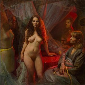 Steven Assael, 'Bridal Preparation', 2015