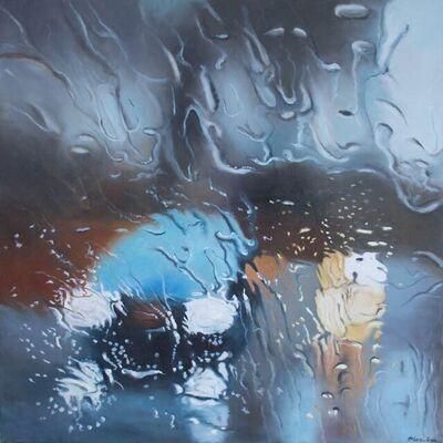 Steen Larsen, 'Blue Van', 2021