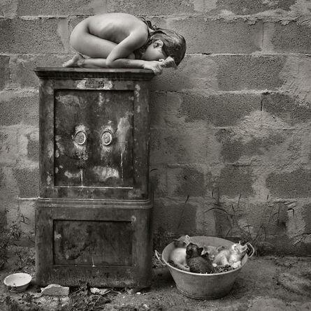 Alain Laboile, 'Le coffre-fort', 2014