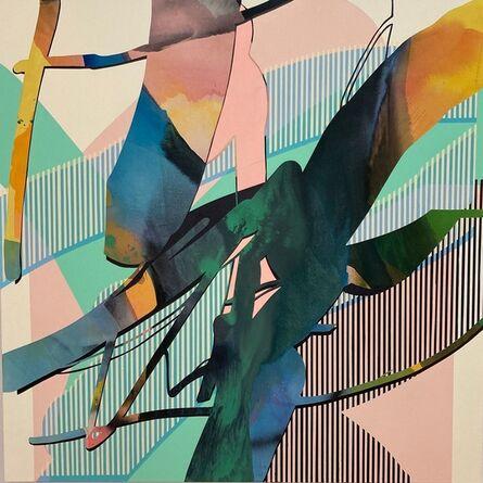 Kathryn MacNaughton, 'Interlaced Threads', 2021