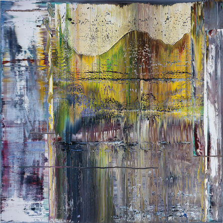 Gerhard Richter, 'Haggadah (P2)', 2014