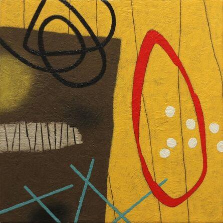 Janette Dye, 'Opposites Attract', 2015