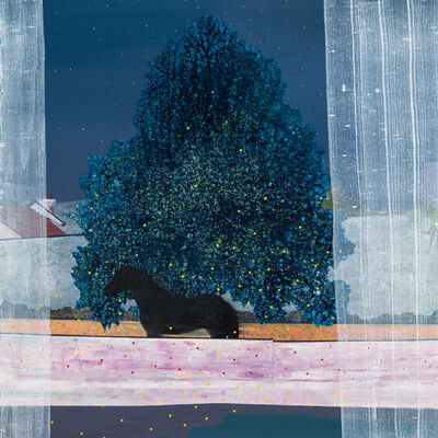 Una URSPRUNG, 'I Remember a Faint  Dream', 2013