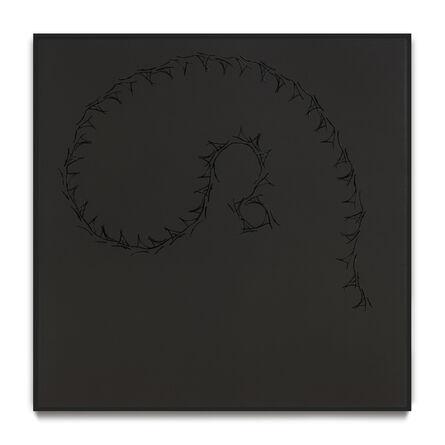 Anri Sala, 'Lines on Black (Jung, Huxley, Stravinsky)', 2016