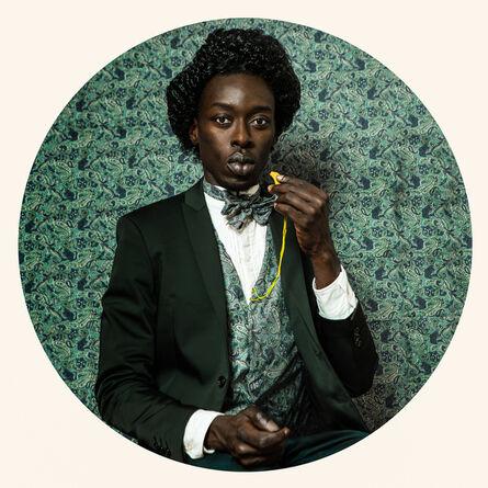 Omar Victor Diop, 'Frédérick Douglass', 2014