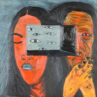 Dang Thao Ngoc, 'Grandmother's Eyes', 2008