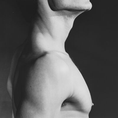 Robert Mapplethorpe, 'Dennis', 1978