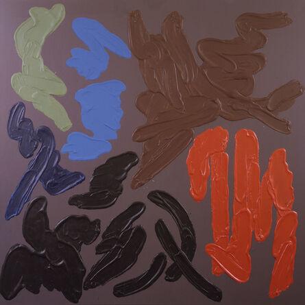 Pierre Dunoyer, 'Brown', 1983