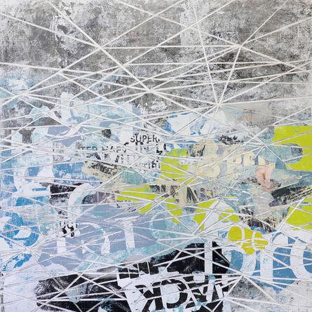 David Fredrik Moussallem, 'Graffiti Rose', 2016