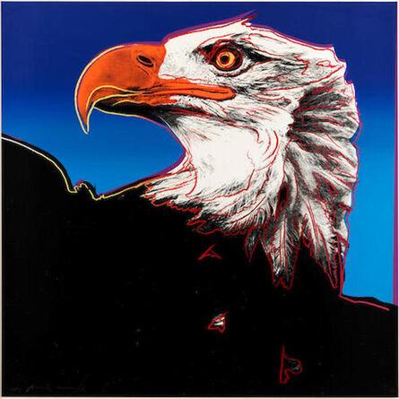Andy Warhol, 'Andy Warhol 'Bald Eagle' 1983 Screenprint ', 1983