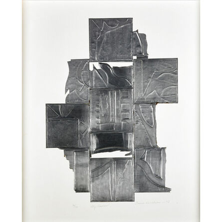 Louise Nevelson, 'Sky Shadow', 1973