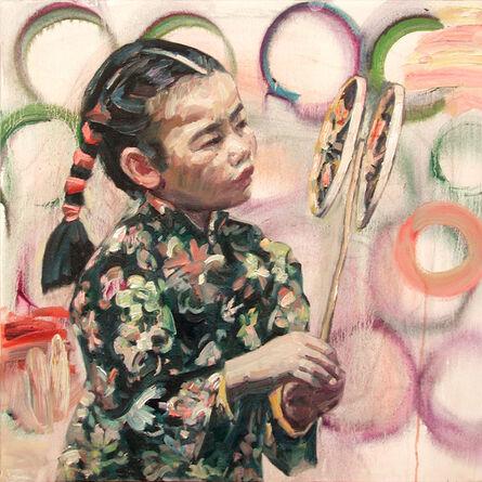 Hung Liu 刘虹, 'Windmill IV', 2013