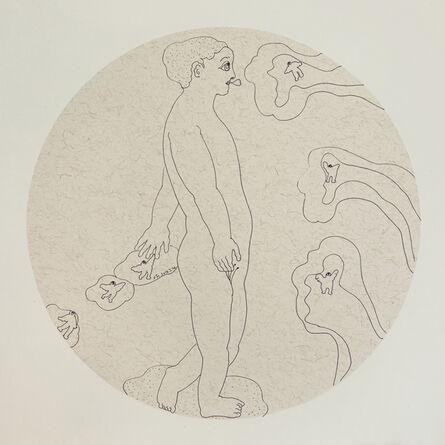Xianfeng Zhao, 'Speaking', 2017