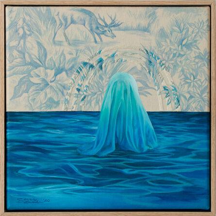 Sarah Detweiler, 'The Hidden (Flooded) Mother', 2020