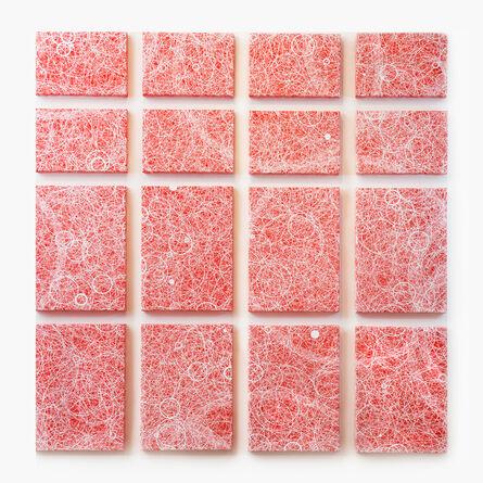 Tao Stein, 'Wall 3_Quadrant 1_top right', 2015