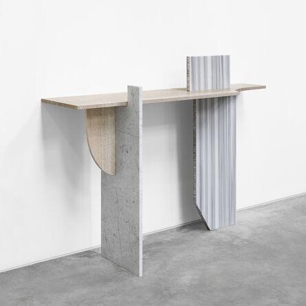 Robert Stadler, 'Cut_paste #1 (Console)', 2013