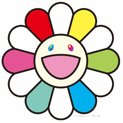 Takashi Murakami, 'Smiley Days with Ms. Flower to You!', 2020