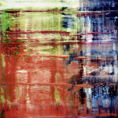 Gerhard Richter, 'Bach (1)', 1992