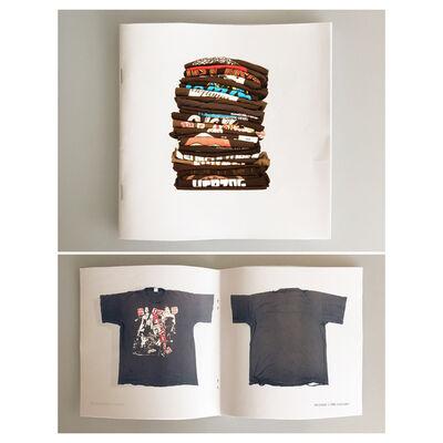 John Richey, 'black t-shirts.', 2015