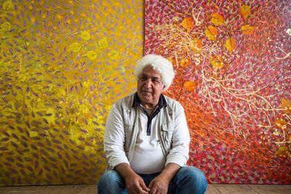 Abdel Wahab Abdel Mohsen: Transcending Spaces