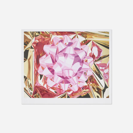 Jeff Koons, 'Pink Bow (from the Celebration Series)', 2013