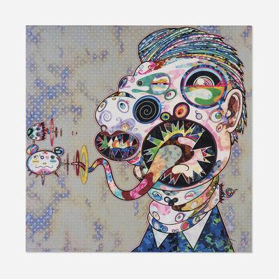 Takashi Murakami, 'Homage to Francis Bacon', 2016