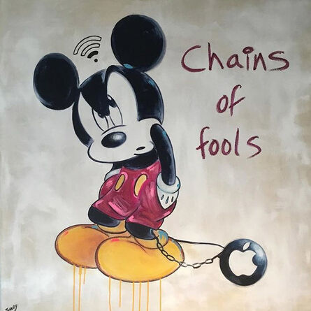 Sandy Cohen, 'chains of fools', 2019