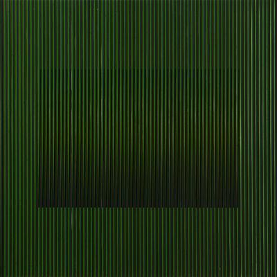 Carlos Cruz-Diez, 'Physicromie Bailadores Nº 13', 2000