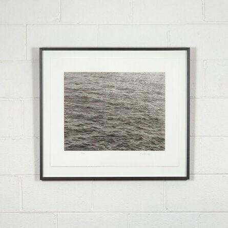 "Vija Celmins, 'Untitled (""Ocean With Cross #1)', 2005"
