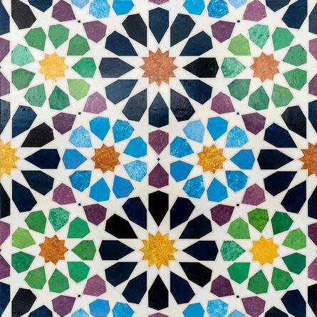 Ben Johnson (b.1946), 'Alhambra 9A', 2016