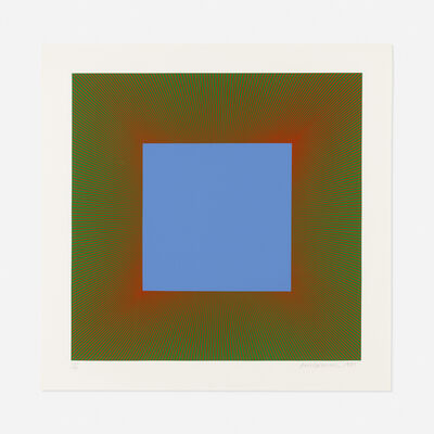 Richard Anuszkiewicz, 'Untitled', 1980