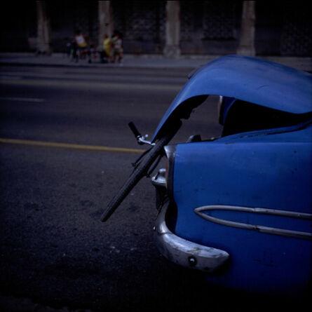 Miguel Rio Branco, 'Carro e Bicicleta'