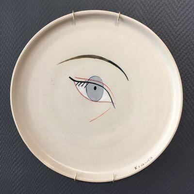 Louis Thomas, 'Eye leaning', 2019