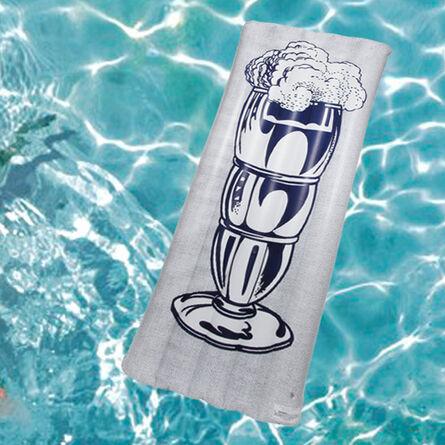 Roy Lichtenstein, 'Ice Cream Soda Pool Float', 2015