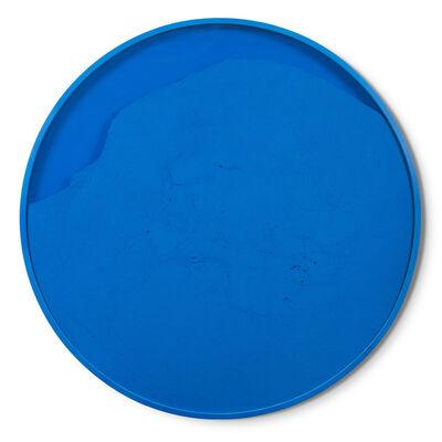 Manuel Merida, 'Cercle Bleu Caeruleum', 2013