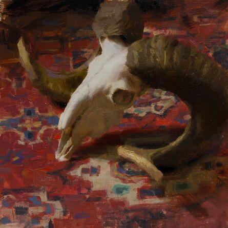 Daniel Keys, 'Ram's Skull', 2014