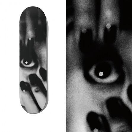 Daido Moriyama, 'Daido Moriyama Skateboard deck', 2019