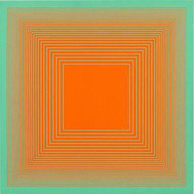 Richard Anuszkiewicz, 'Spectral 9H', 1969